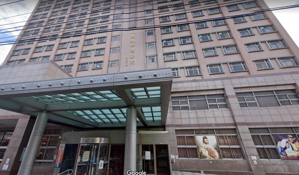 新竹縣湖口鄉仁慈醫院。圖/取自GoogleMaps