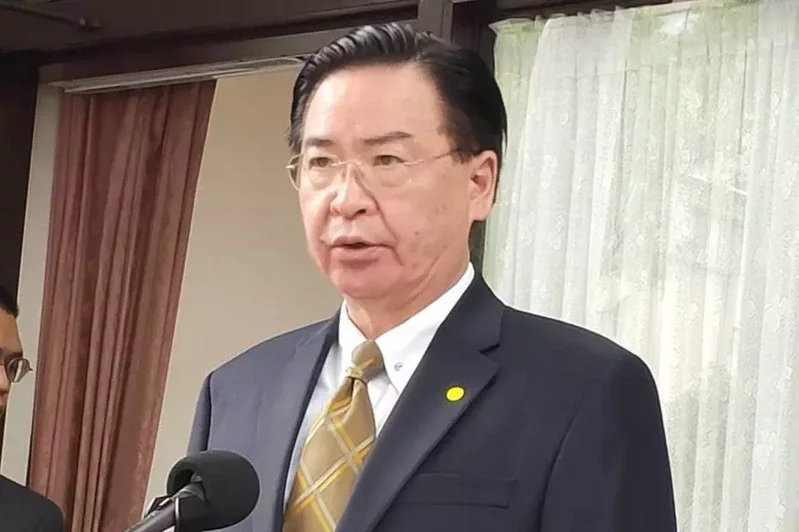 外交部長吳釗燮。圖/本報系資料照