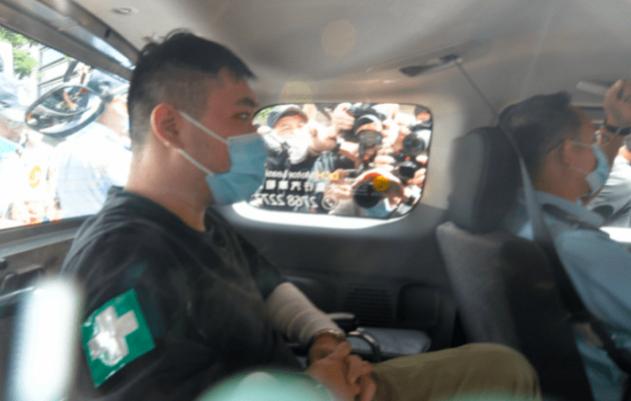 首宗「港版國安法」案件的24歲被告唐英傑,將於30日下午3時在香港高等法院審判。...