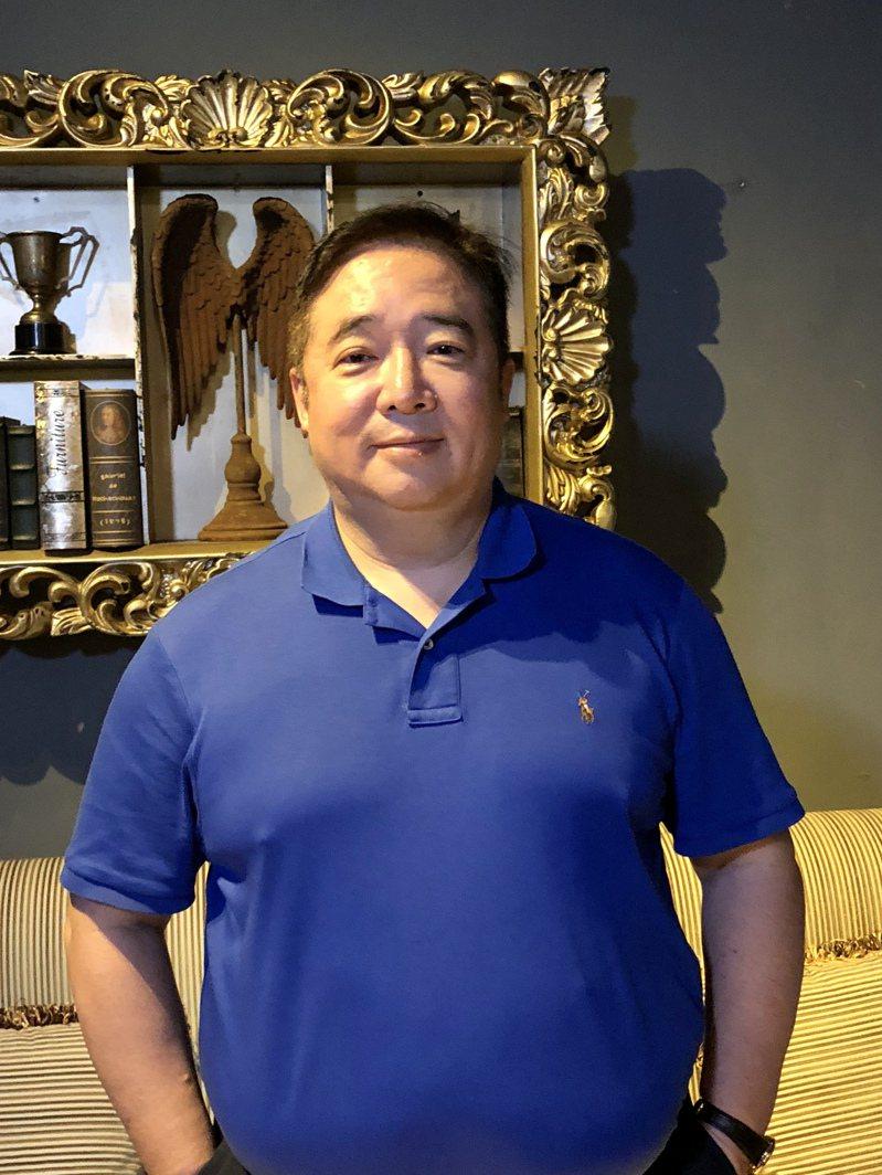 慧榮總經理苟嘉章看好今年營運,再上修今年營收成長目標。記者簡永祥/攝影