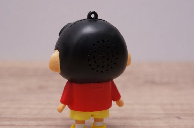 「蠟筆小新icash2.0」公仔鑰匙圈特別請「蠟筆小新」卡通中文聲優進行配音,嗶...