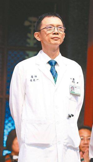 中華民國血脂及動脈硬化學會理事長葉宏一:高血壓患者隨時要提醒自己認真服藥。圖...
