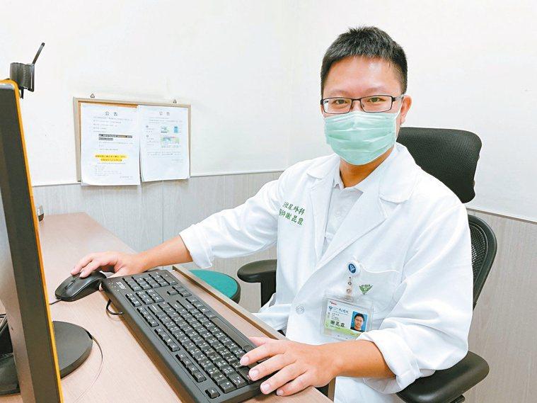 奇美醫學中心泌尿外科主治醫師謝昆霖:有長期發炎問題,尤其有攝護腺癌家族史者,要每...