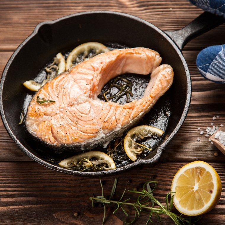 富含脂肪的魚 圖/123RF