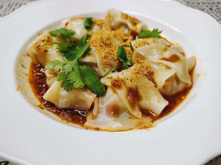紅油抄手 圖/陳芸英