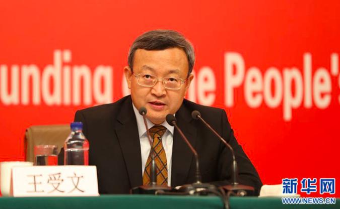 大陸商務部副部長兼國際貿易談判副代表王受文。照片/新華網