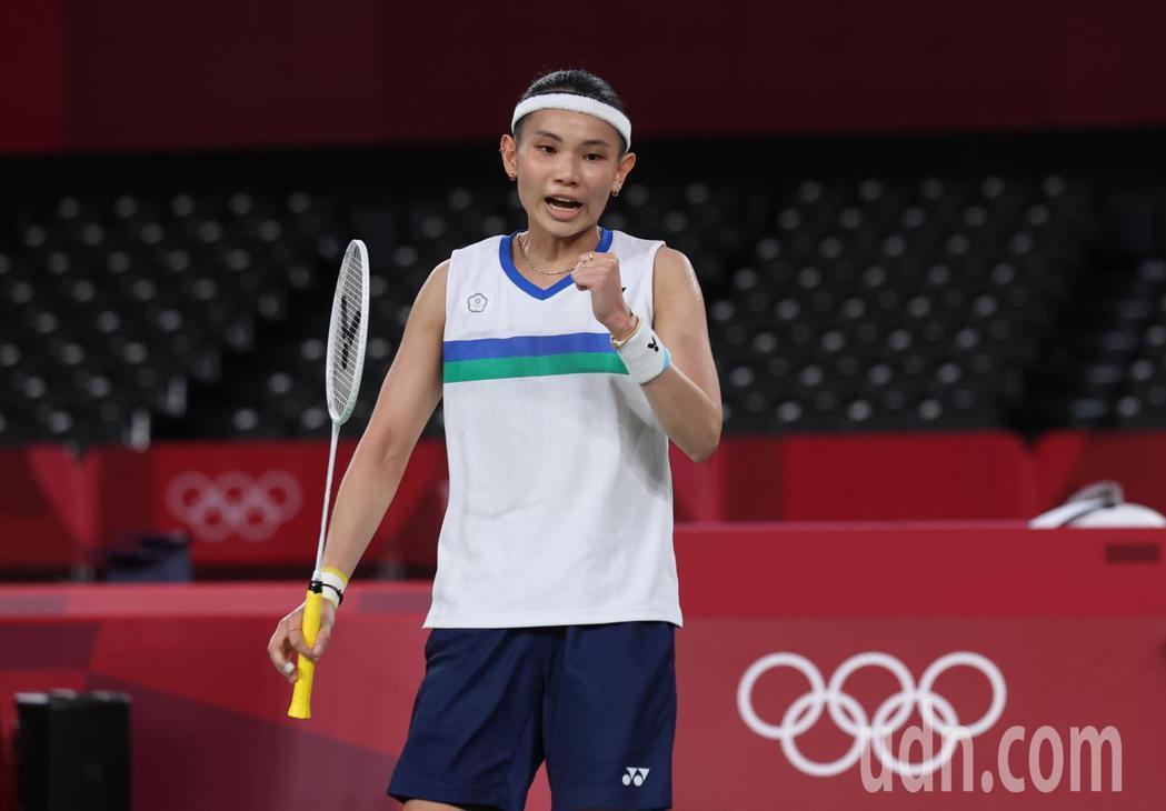 戴資穎挺進4強賽,有網友翻到她2018年的論文,分析過世界各大羽球好手。