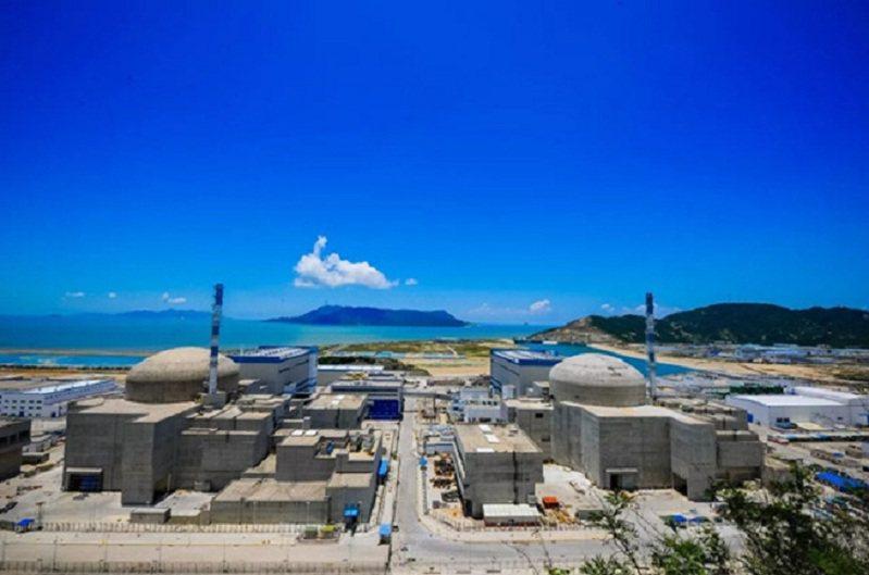 台山核電廠。中廣核集團官網