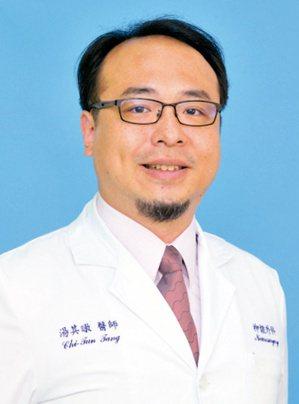 三軍總醫院神經外科部腦中風醫學及腦神經功能科主任湯其暾。圖/湯其暾提供