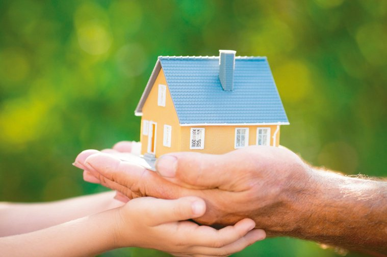 父母想送子女房屋,應及早規畫才能省稅。圖/123RF