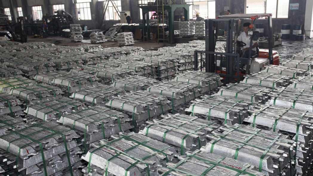 經部認定自陸製特定鋁箔傾銷對國內產業已造成實質損害。(本報系資料庫)