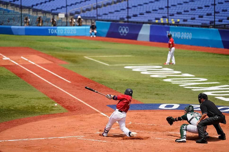 棒球/甲斐、山田91連線發威 日本分組第一晉級