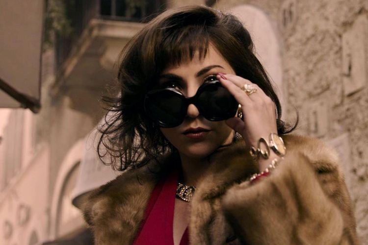 Lady Gaga詮釋冷漠、拜金的Patrizia。圖/取自IG
