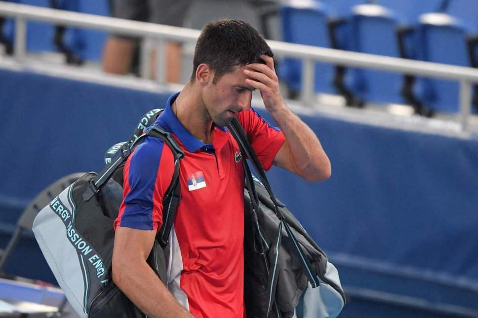 網球/混雙銅牌戰棄賽 約克維奇0獎牌黯然結束奧運之旅