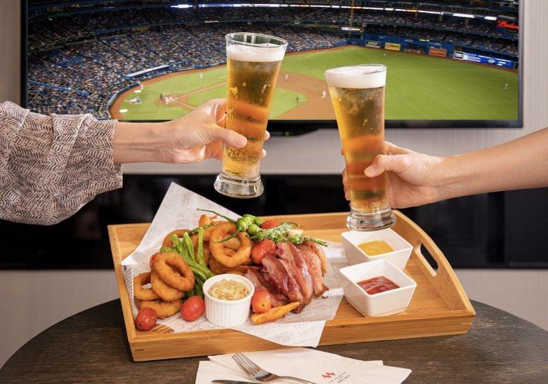 「應援東奧套餐」東京奧運期間特價880元。 台北凱達/提供