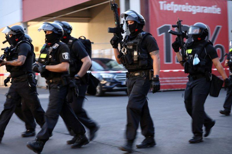 德國首都柏林 (Berlin)北部1家商店驚傳槍響,4人受傷。 路透社