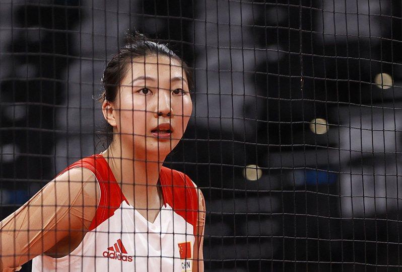 中國女排創最差成績。 路透