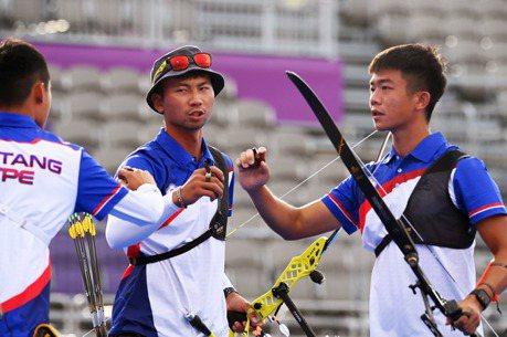 射箭/中華隊收獲一銀超越上屆 總教練歸功意象訓練