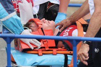 BMX/嚴重車禍追撞 美選手腦出血加護病房過一夜