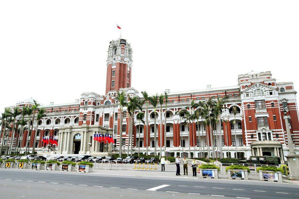 蔡英文周三鋪紅毯迎接東奧代表團 總統府變身派對現場
