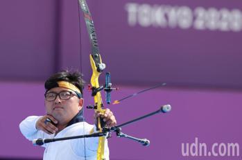 南韓射箭大叔「反差帥」實際年齡驚呆眾人:我還是歐巴啊!