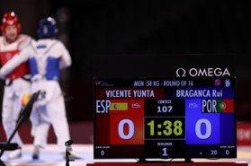 奧運的幕後英雄 OMEGA科技助攻 精確評判留青史
