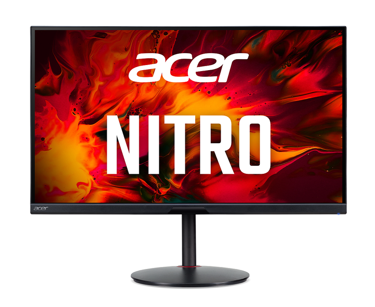 宏碁27吋Nitro XV系列護眼電競螢幕,讓遊戲體驗更舒適,建議售價11,90...