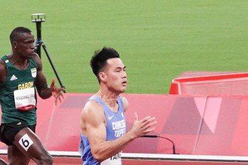 田徑/未破全國紀錄 楊俊瀚只給自己「及格」分