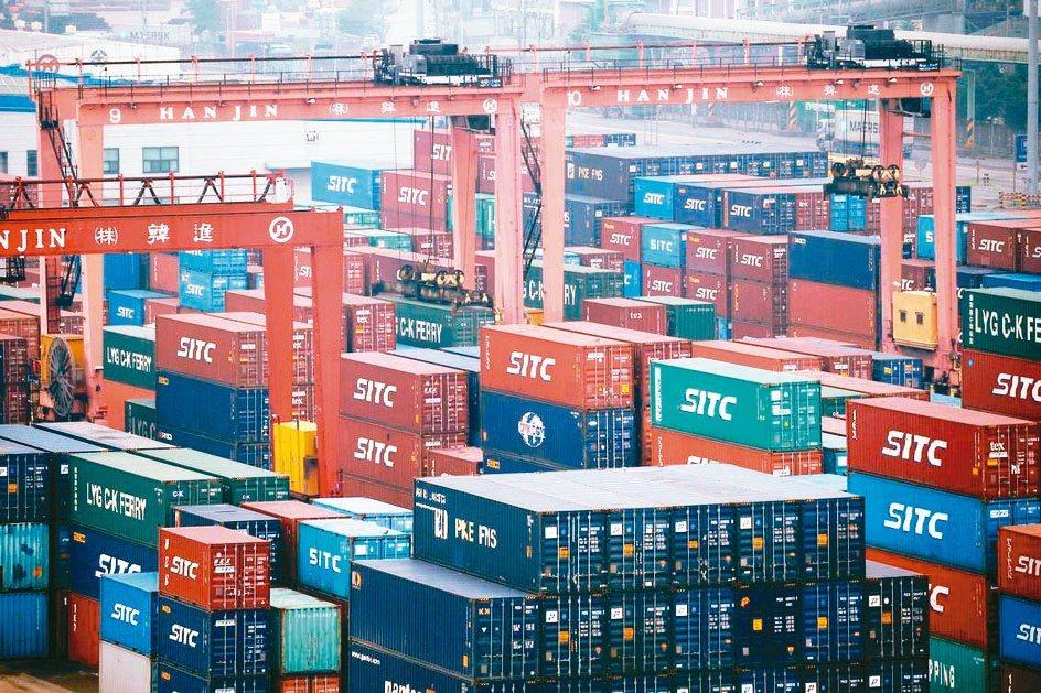 經濟部統計處公布6月外銷訂單金額為537.3億美元。(本報系資料庫)