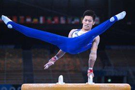 體操/完美落地!李智凱摘銀 台灣體操第一人