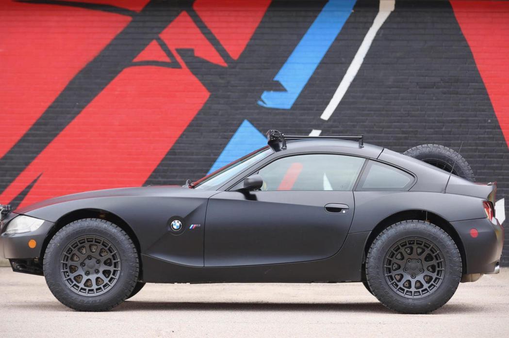 整體造型已經不像過往雙門跑車模樣。 摘自CarBuzz.com