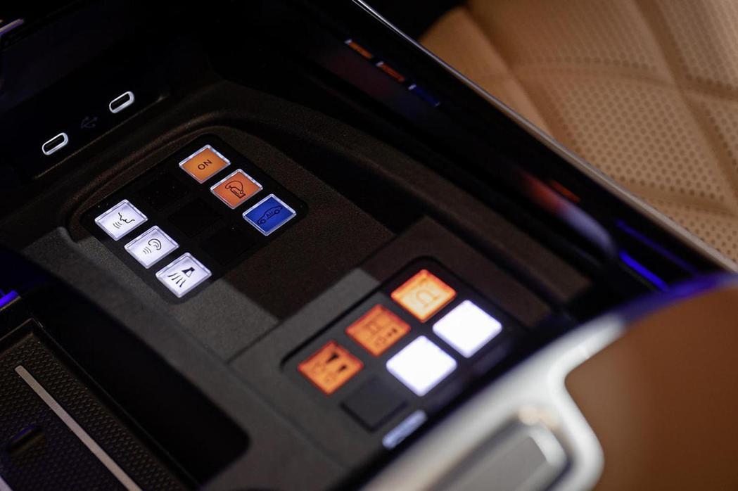 升級配備許多以安全出發的配備。 圖/Mercedes-Benz提供