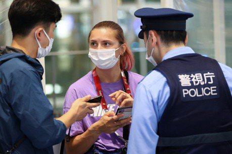 田徑/白俄女將批評教練遭下令返國 拒絕登機