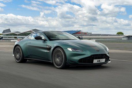 Aston Martin DB11與Vantage後繼車將進化全電能動力