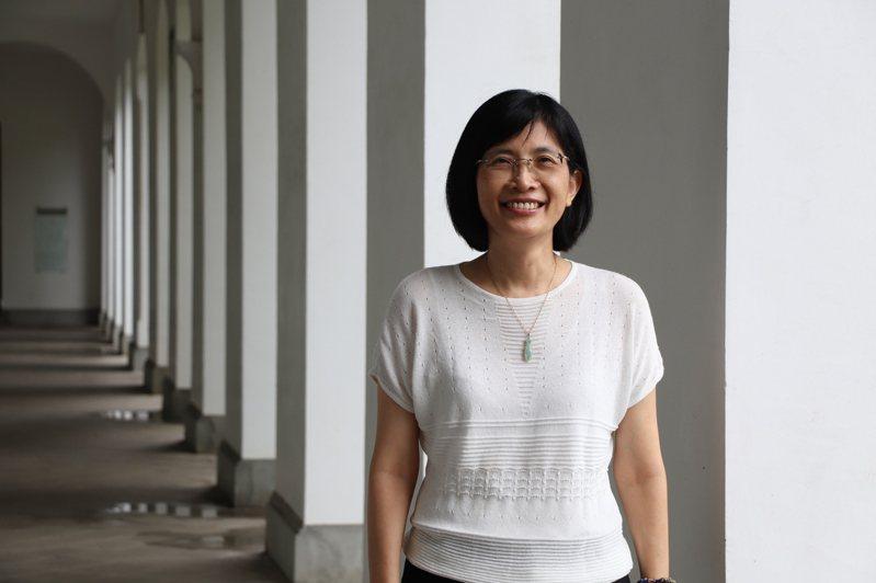 成大文學院長陳玉女8月1日起出任副校長。圖/成大提供