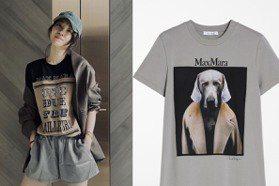 Jolin姊姊也搶穿!Max Mara推7大藝術家T恤慶祝70周年