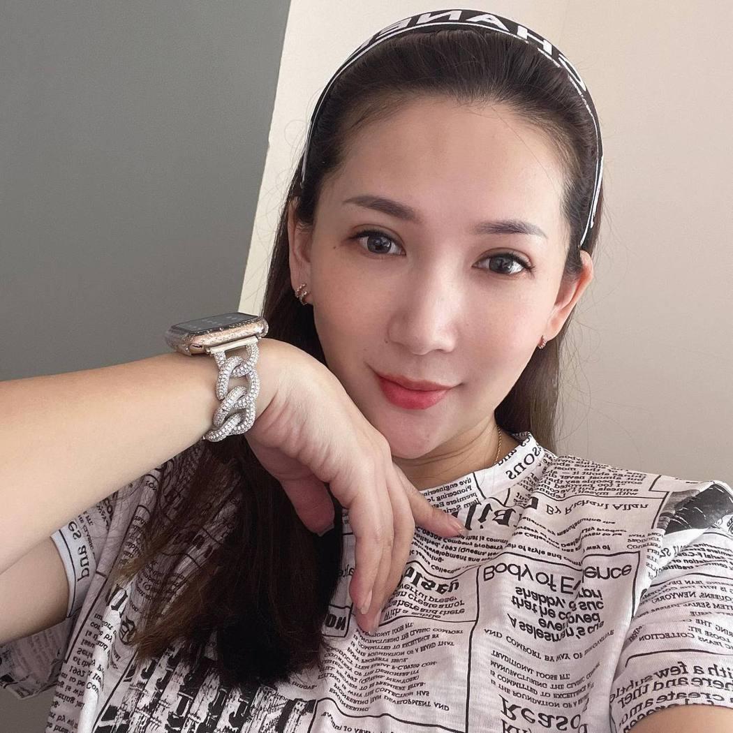 林子瑄告別過去,計畫復出演藝圈。圖/摘自臉書