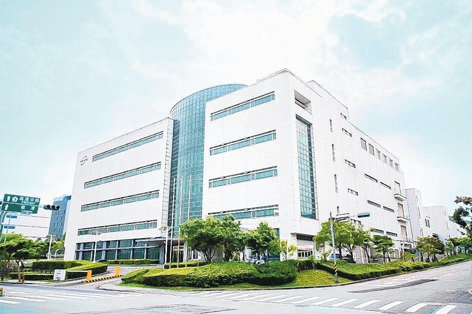 合晶龍潭8吋廠矽晶圓廠月產能從30萬片增至34萬片。合晶科技/提供