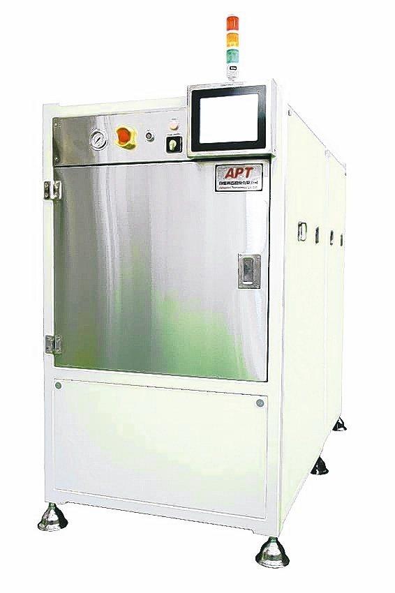 Pressure Reflow Oven賣進全球半導體大廠。印能科技/提供