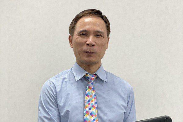 融程電董事長呂谷清  記者吳凱中/攝影