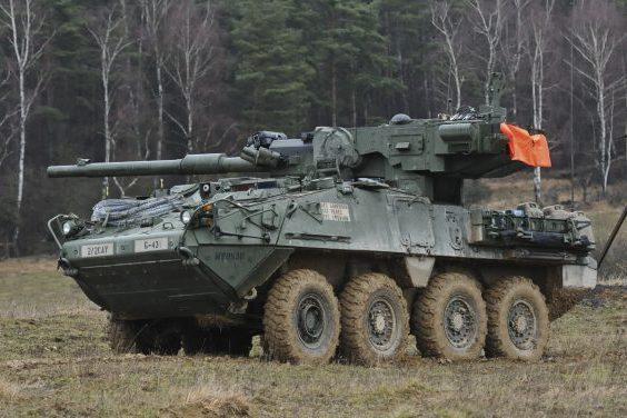我國研發獵豹戰砲甲車,是為師法美軍史崔克MGS裝甲火力支援車,但美軍已傳來,將在2022年淘汰。圖/取自Defence Systems Journal