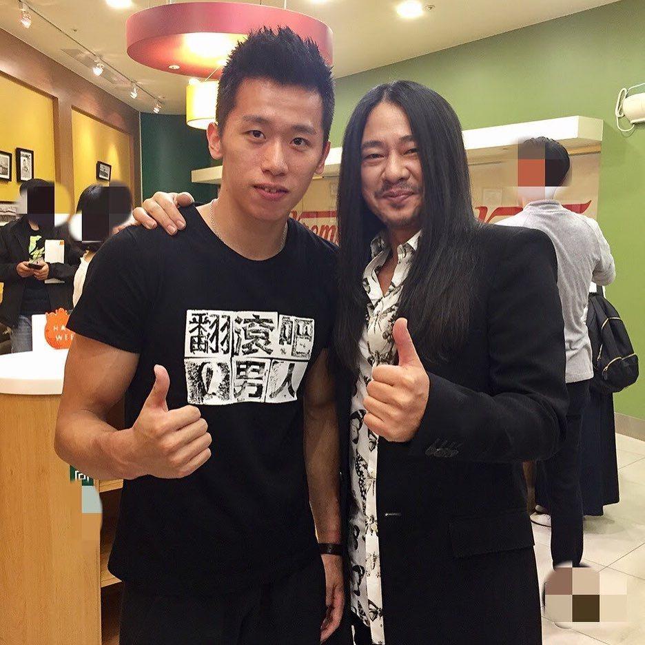 乱彈阿翔(右)直讚李智凱表現完美,是自己心中的第一名。圖/摘自IG