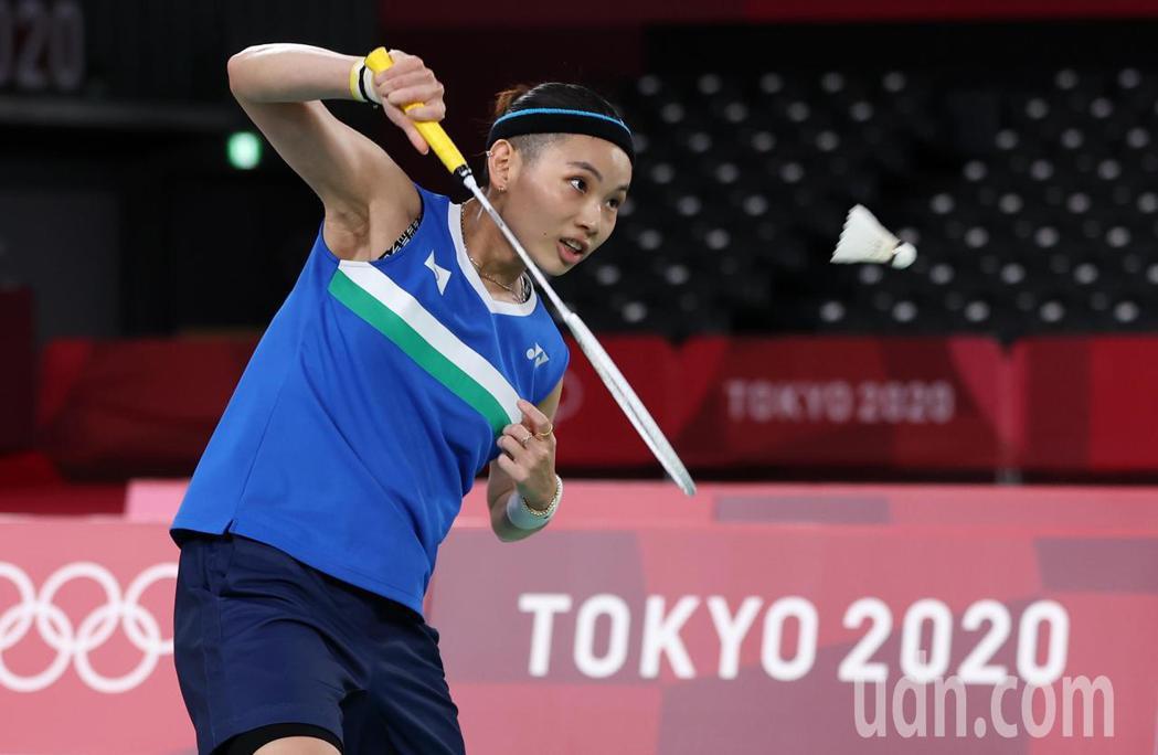 我國羽球「世界球后」戴資穎今天在東京奧運女單金牌戰不敵對手,但仍然為中華隊再添一...