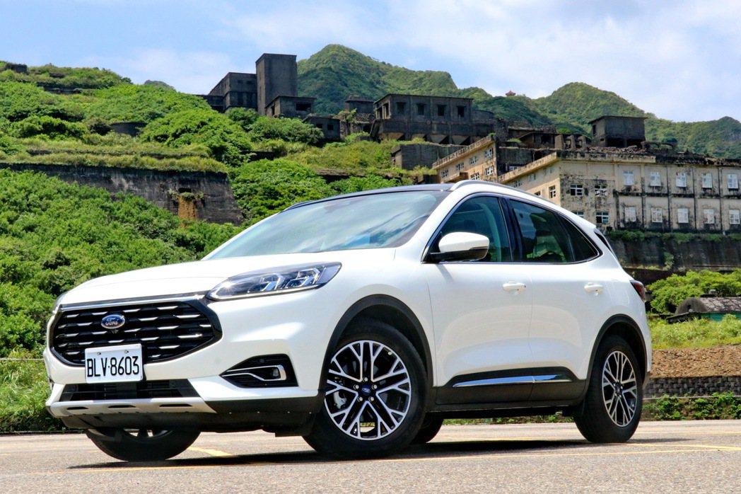 Ford Kuga EcoBoost 180旗艦X,防疫早鳥價108.9萬。 記...