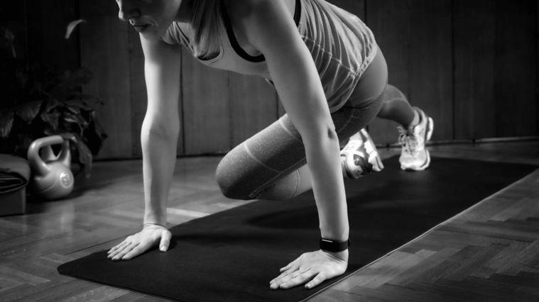 Tabata為熱門訓練項目之一,只要四分鐘就能達到有氧一小時的效果。圖/Canv...
