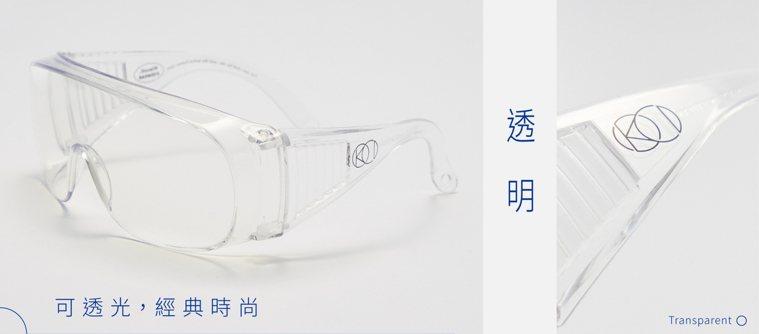 台灣製造 KlassiC. 護目鏡。圖/KlassiC.提供