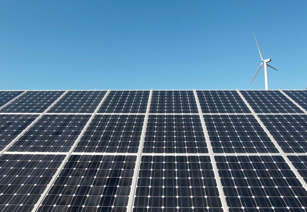 太陽能面板(路透)