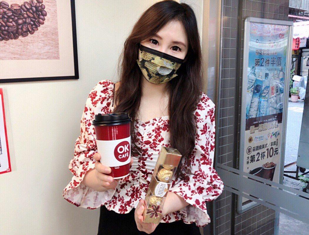 OKmall雲端咖啡買十杯5折(再送會員點數2020點)外,8月2日當日門市咖啡...