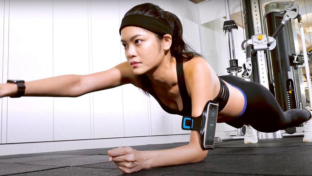 「HI-Health 您好健康」《Move V 我形我塑》AI 科技健身服務,虛...