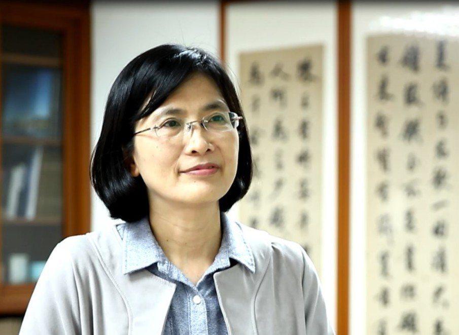 國立成功大學文學院長陳玉女自8月1日起出任副校長。 成大/提供